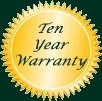 US Stairs has an exclusive 10 year warranty