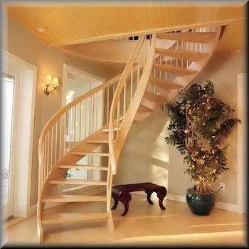 HT Seires - half turn stairs